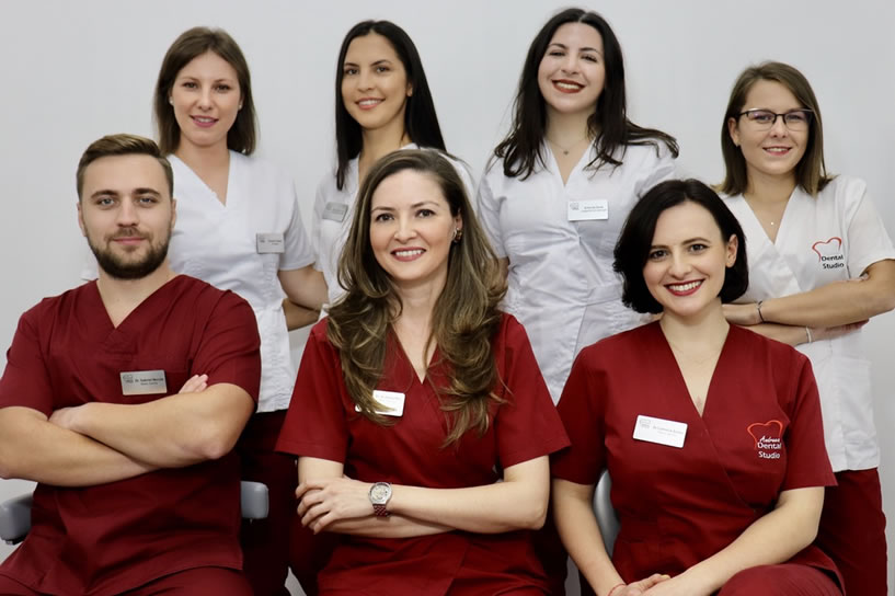 Andreea Dental Studio Dentist Team